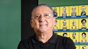 Galvão Bueno vai completar 40 anos de Globo (foto: Globo/Ramón Vasconcelos)