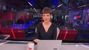 Gloria Vanique vai apresentar e narrar documentários na CNN Brasil (foto: Reprodução)