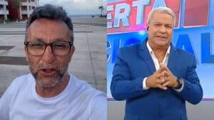 Neto falou sobre o processo que Sikêra Jr. abriu contra ele no Amazonas (foto: Reprodução)
