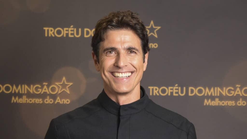 Reynaldo Gianecchini pediu demissão da Globo após 21 anos (foto: Globo/Estevam Avellar)