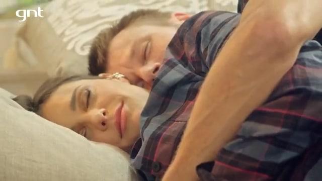 Em programa, Fernanda Lima conta que tem sonhos indecorosos sem o marido Rodrigo Hilbert (foto: Reprodução/GNT)