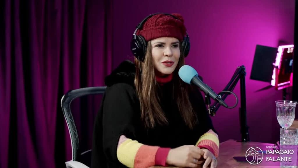 Mara Maravilha insinuou em entrevista que Xuxa se acha superior (foto: Reprodução)