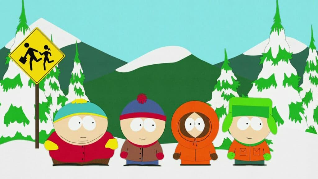 Pluto TV lança canal exclusivo da série de animação South Park (foto: Reprodução)