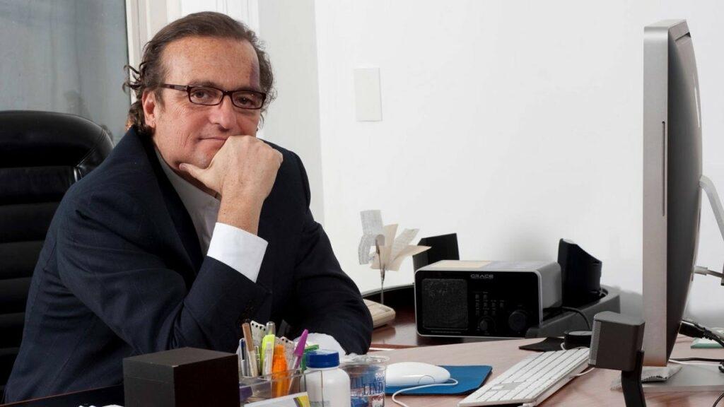 Antônio Augusto Amaral de Carvalho Filho, presidente do grupo de mídia Jovem Pan (foto: Reprodução)