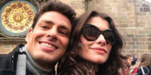 Alinne Moraes e Cauã Reymond vão protagonizar a próxima novela das nove da Globo (foto: Reprodução)