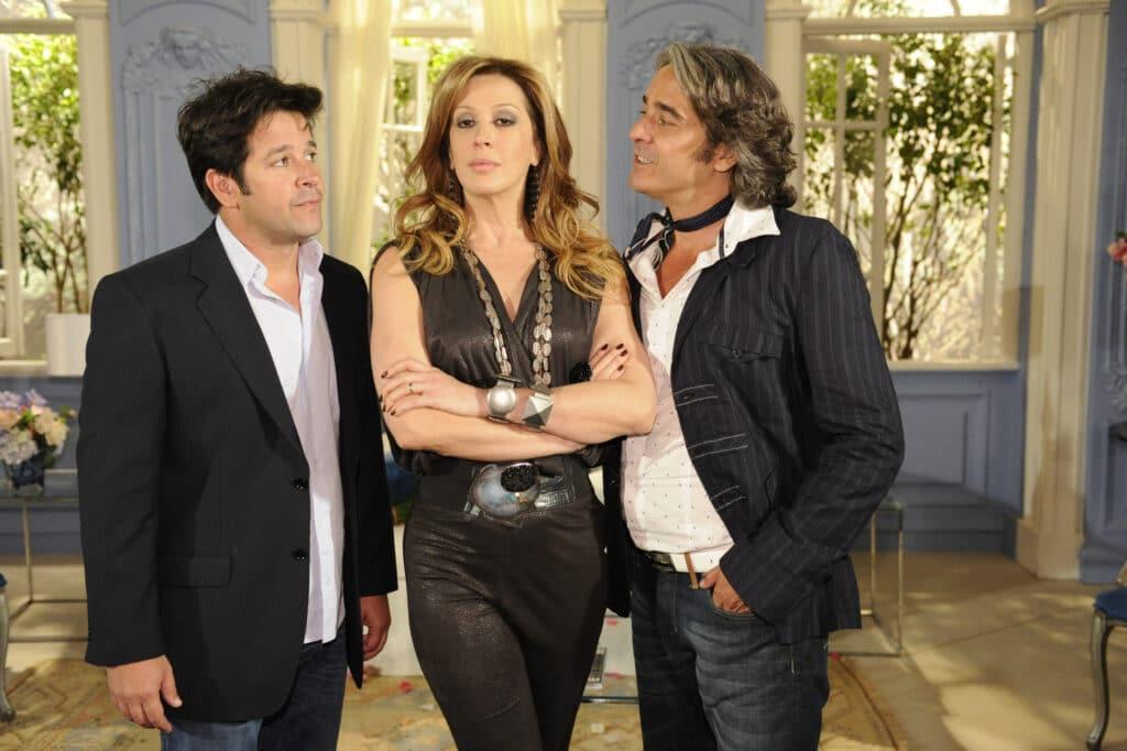 Prejudicada pelas mudanças de horários Ti Ti Ti pode sair do ar mais cedo na Globo (foto: Globo/Renato Rocha Miranda)