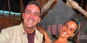 Carol Peixinho participou da última temporada de No Limite, comandada por André Marques (foto: Reprodução)