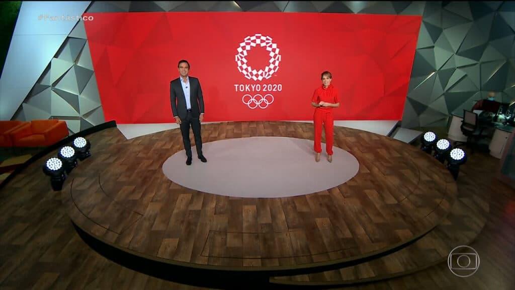 Fantástico bate recorde negativo de audiência em 2021 (foto: Globo/Reprodução)