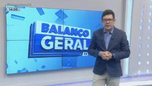 Erlan Bastos continuará na Record por pelo menos mais três anos (foto: Reprodução/TV Cidade)