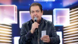 Globo voltou atrás e decidiu manter contrato de Faustão até dezembro (foto: Reprodução/TV Globo)