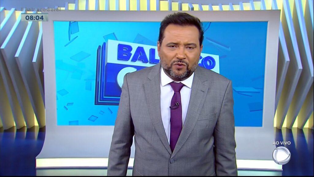 Record decidiu apelar para salvar audiência de Geraldo Luís (foto: Reprodução/Record)