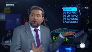 Geraldo Luís se ofereceu para apresentar programa sobre o universo rural na Record (foto: Reprodução/Record)