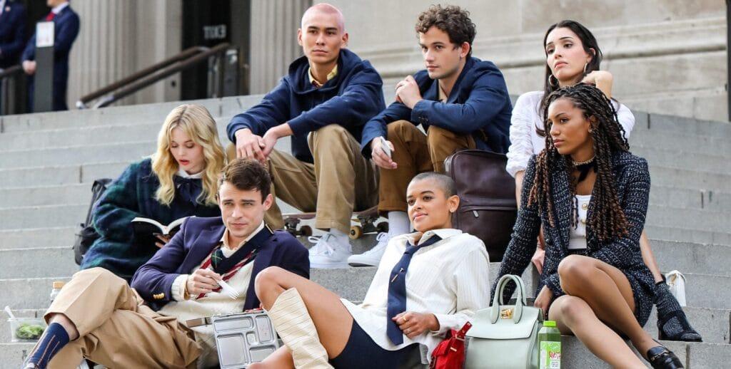 Gossip Girl ganhou nova versão no streaming (foto: Divulgação/HBO Max)