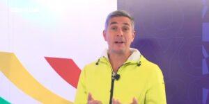 Ivan Moré se desculpou por fala machista durante programa ao vivo (foto: Reprodução/UOL)