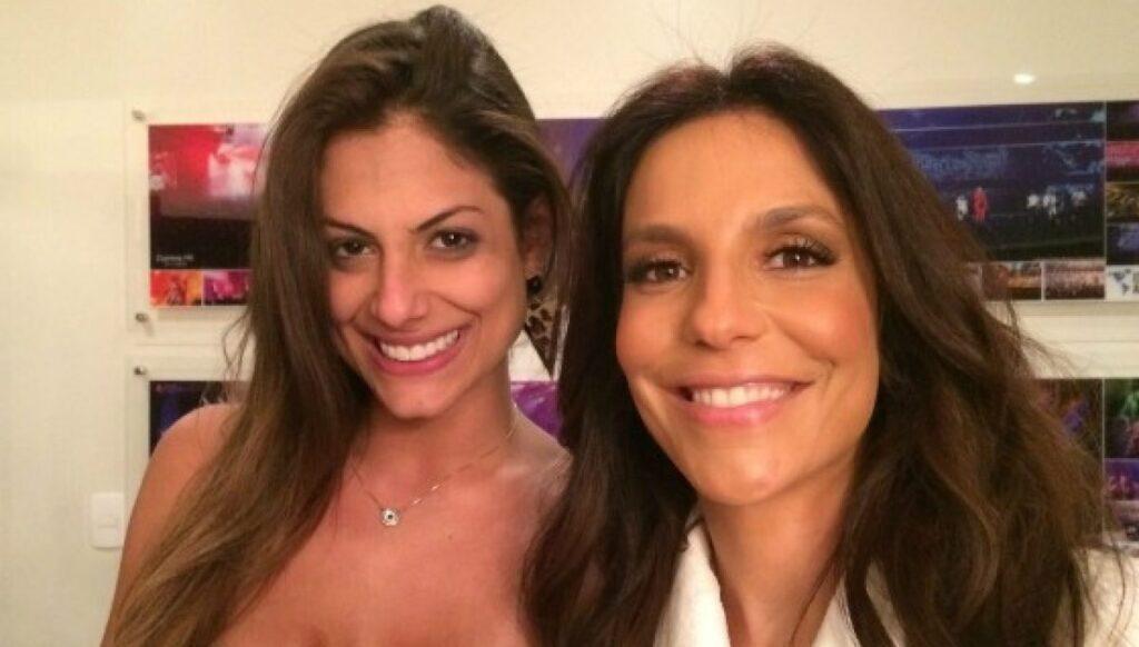 Mari Gonzalez e Ivete Sangalo vão trabalhar juntas na Globo (foto: Reprodução)
