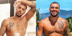 Lipe Ribeiro e Pedro Ortega protagonizaram treta nas redes sociais (foto: Reprodução)