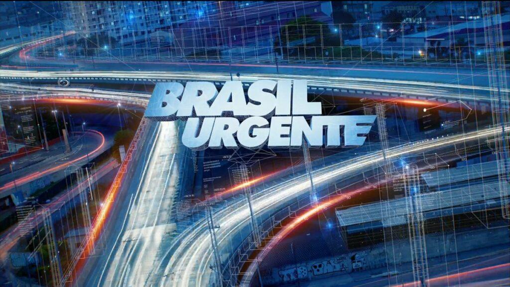 Apresentado por Datena em sua edição nacional, o Brasil Urgente tem versões regionais pelo país (foto: Reprodução/Band)