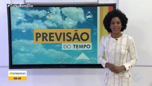 Luana Assiz é um dos principais nomes da TV Bahia, afiliada da Globo em Salvador (foto: Reprodução/TV Bahia0