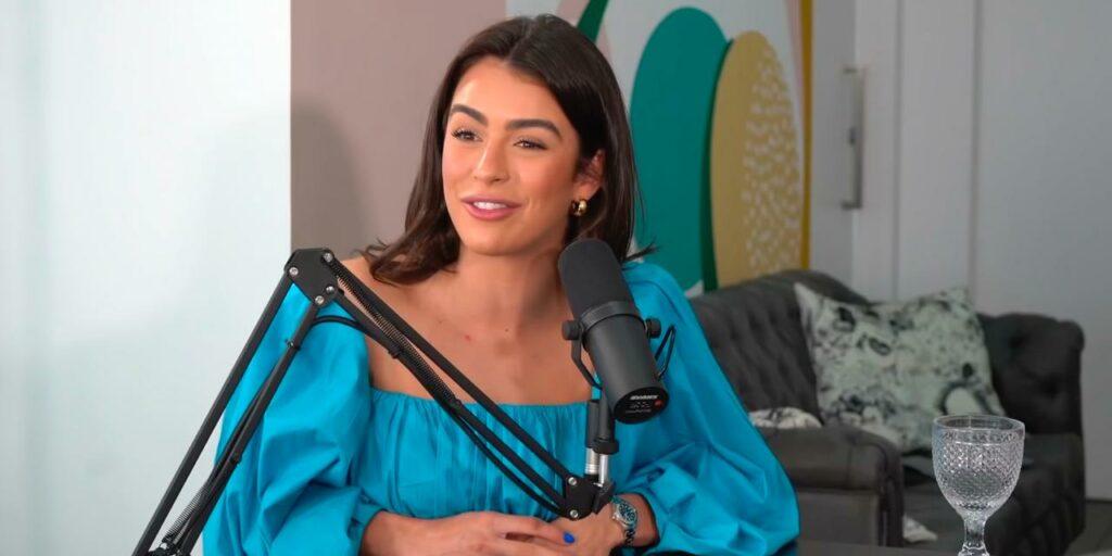 Mari Saad desabafou e contou como foi o início de sua carreira (foto: Reprodução)