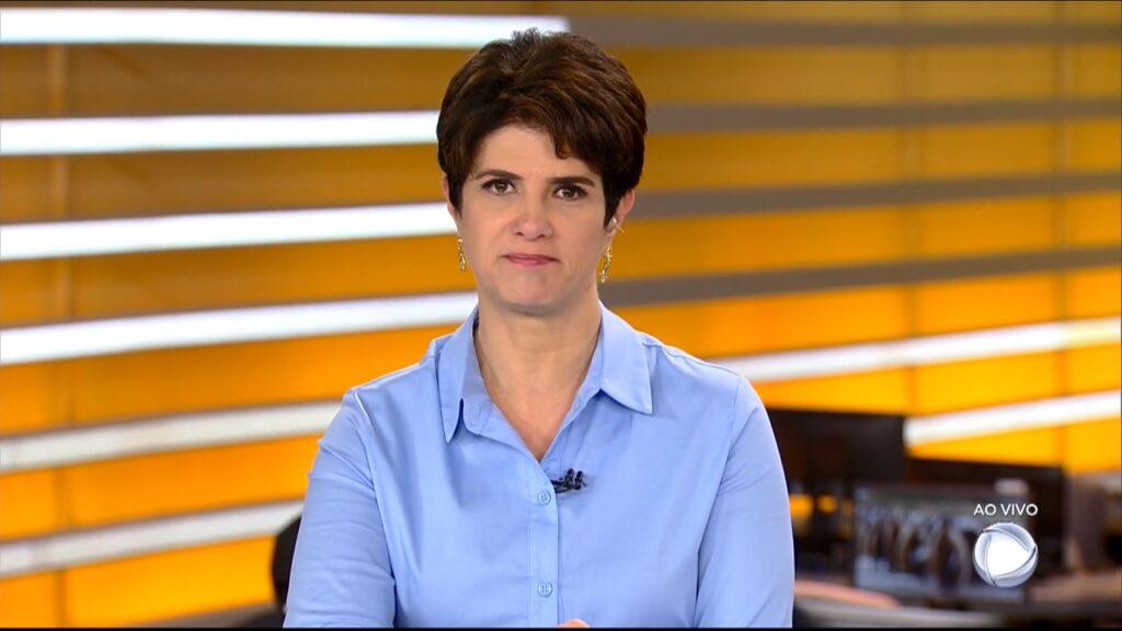 Mariana Godoy no Fala Brasil de 5 de julho: nova derrota para o SBT (foto: Reprodução/Record)