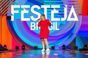 Marília Mendonça era figurinha carimbada do Festeja: programa tem futuro incerto (foto: Divulgação/TV Globo)