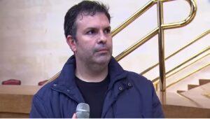 Matheus Furlan deu depoimento para programa religioso da Record (foto: Reprodução/Record)