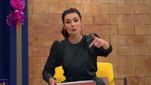 Menos de três meses depois, Nathalia Arcuri pediu demissão da RedeTV! (foto: Reprodução/RedeTV!)
