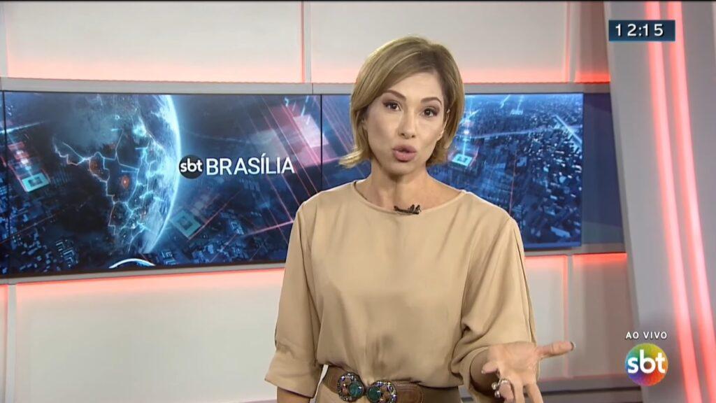 Neila Medeiros já definiu qual será o seu próximo destino profissional (foto: Reprodução/SBT)