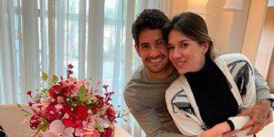 Rebeca Abravanel deixou o SBT para acompanhar Alexandre Pato nos Estados Unidos (foto: Reprodução)
