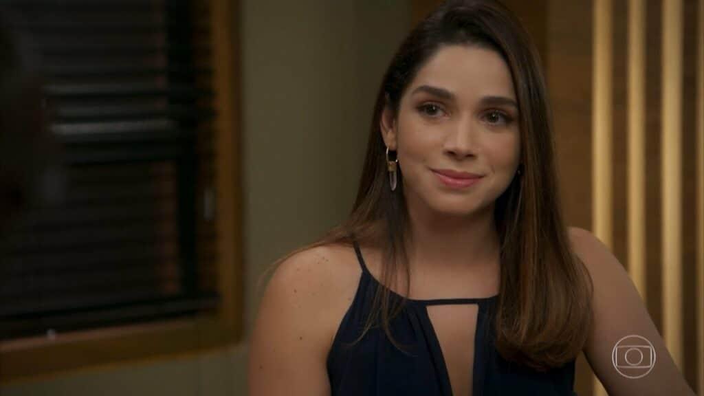 Sabrina Petraglia interpretou Micaela em Salve-se Quem Puder (foto: Reprodução/TV Globo)