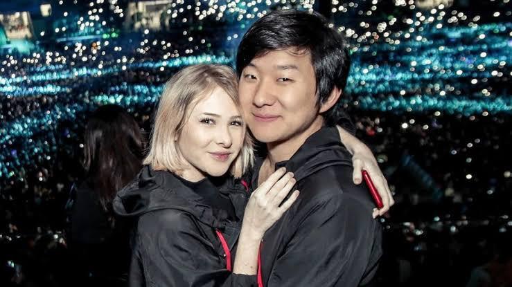 Sammy Lee só aceitou reencontrar Pyong para ganhar presente do ex-marido (foto: Reprodução)