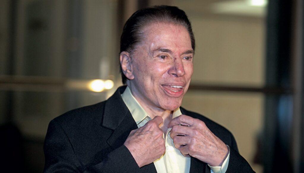 Silvio Santos não tem mais data para voltar aos estúdios do SBT (foto: Reprodução)