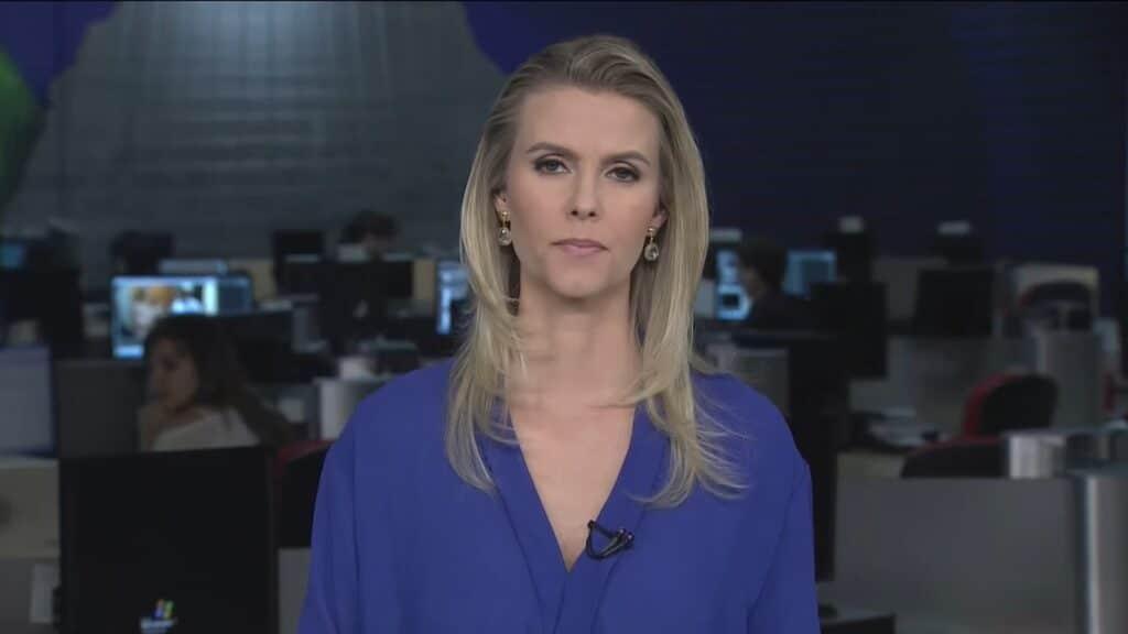 Âncora de telejornais da Globo por quase duas décadas, Thays Beleze vai fazer reality na Record (foto: Reprodução/RPC TV)