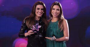 Ticiana Villas Boas falou pela primeira vez sobre ter perdido o Vem Pra Cá para Patricia Abravanel (foto: Divulgação/SBT)