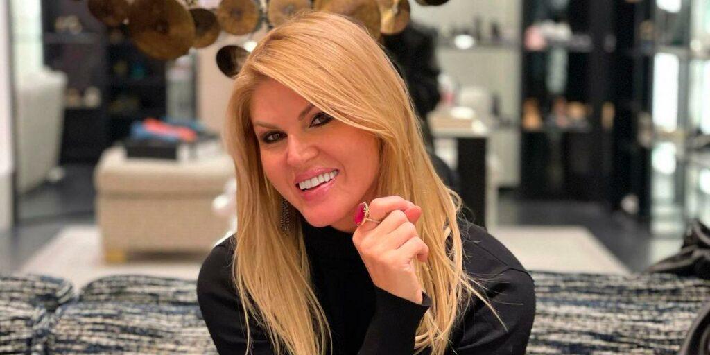 Val Marchiori não desanimou com negativa da Band e passou a negociar Mulheres Ricas com a RedeTV! (foto: Reprodução)