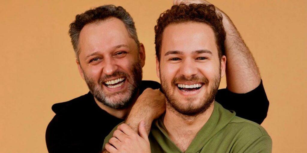 Victor Oliveira e Vinicius Fracassio vão se casar (foto: Reprodução)