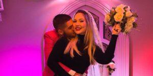 Virginia Fonseca e Zé Felipe se casaram pela segunda vez (foto: Reprodução)