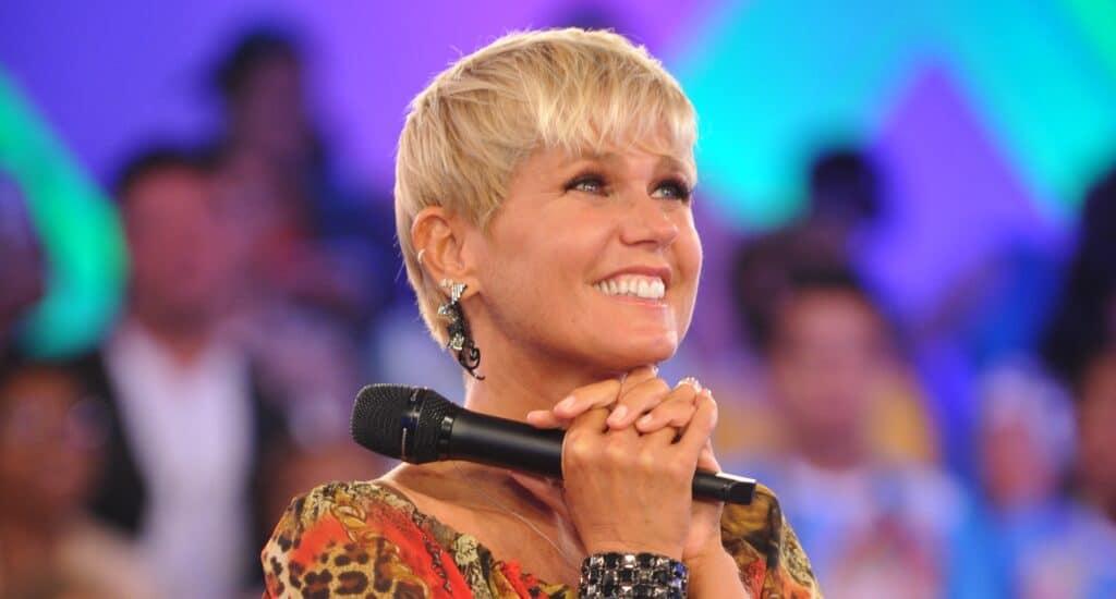 Globo liberou a reprise de programas antigos de Xuxa Meneghel (foto: Matheus Cabral/TV Globo)