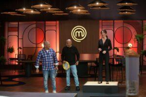 Dupla Caju e Castanha participa do oitavo episódio de MasterChef Brasil (foto: Band/ Carlos Reinis)