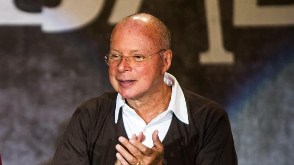 Novo projeto de Gilberto Braga, novela Feira das Vaidades foi cancelada pela Globo (foto: Globo/João Miguel Júnior)
