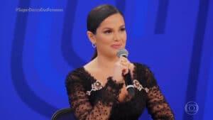 Juliette participou do programa Super Dança dos Famosos (foto: Globo/Reprodução)