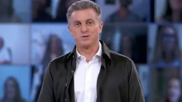 Domingão com Huck, novo programa de Luciano Huck, estreia em 5 de setembro (foto: Reprodução/Globo)