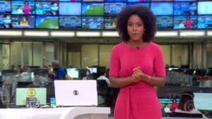 Maju Coutinho falou sobre mais um caso de racismo no Brasil (foto: Globo/Reprodução)