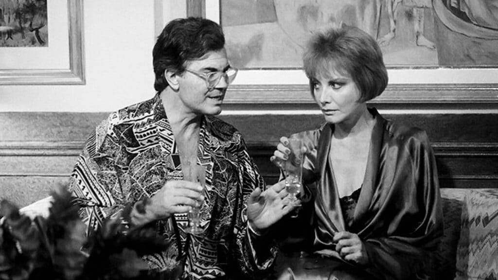 Tarcísio Meira e Glória Menezes na série Tarcísio & Glória, de 1988 (foto: Globo/Geraldo Modesto)