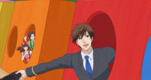 Trecho de Life Lessons with Uramichi-Oniisan (foto: Reprodução/Funimation)
