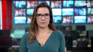 Adriana Perroni trocou a Globo pela Record (foto: Reprodução/GloboNews)