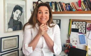 Marisa Orth interpretará uma vedete na novela Além da Ilusão (foto: Globo/Estevam Avellar)