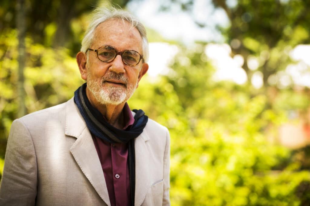 Paulo José tinha 84 anos e morreu vítima de uma pneumonia (foto: Globo/João Miguel Júnior)