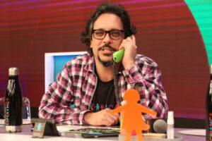 Lucio Mauro Filho terá quadro no Caldeirão com Marcos Mion (foto: Globo/Reginaldo Teixeira)