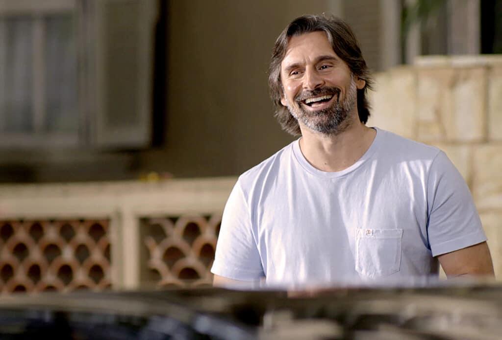 Murilo Rosa interpretou Mário na novela das sete Salve-se Quem Puder; contrato fixo do ator com a Globo acabou (foto: Globo/Divulgação)